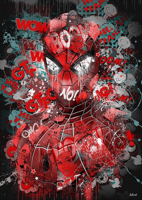 , 'Urban Spider,' 2019, Design by Jaler