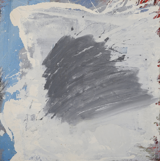 , 'White and Grey,' 1969, Charles Nodrum Gallery