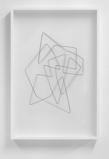 , 'Tamed Knot,' 2014, Bugada & Cargnel