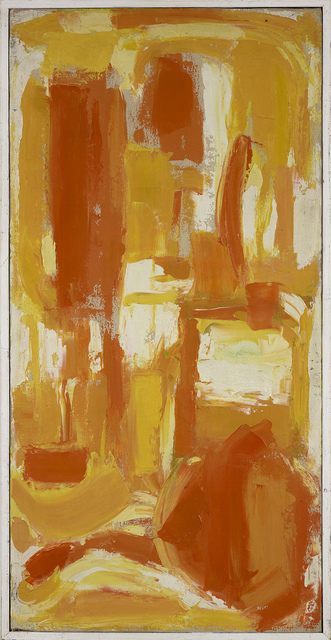 , 'No. 1,' 1957, Berry Campbell Gallery