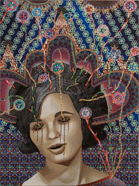 , 'Les Femmes D'Alger #71,' , Lawrie Shabibi
