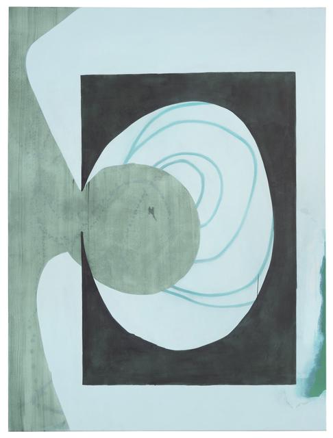 , 'third eye,' 2017, galerie burster