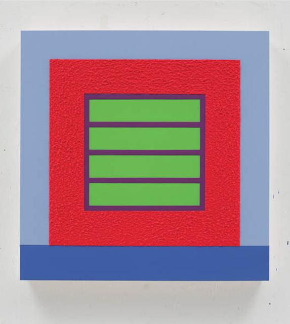 , 'Red Prison,' 2013, Enrico Astuni