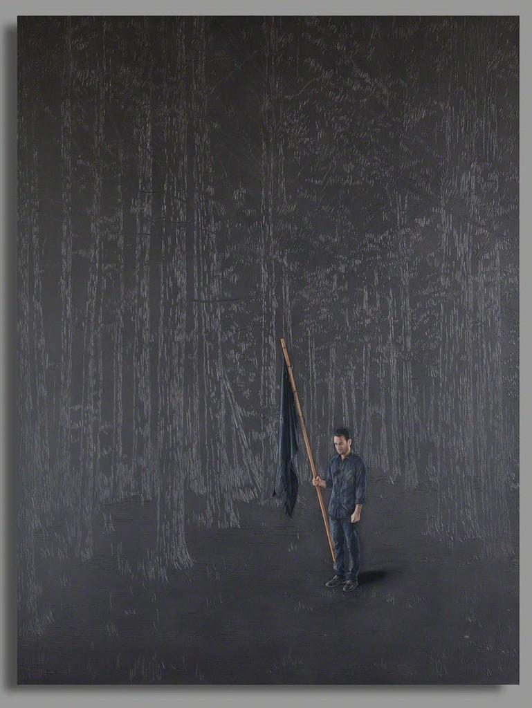 Hugo Lugo, 'Acerca del suceso I (diptych),' 2013, Galería Alfredo Ginocchio