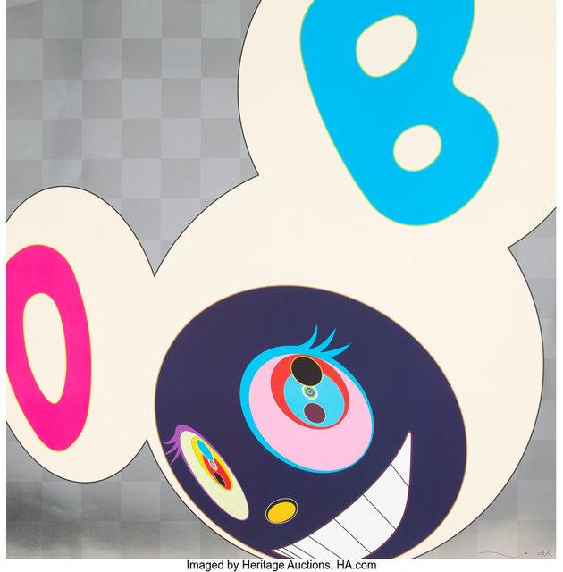 Takashi Murakami, 'And Then Platinum', 2006, Heritage Auctions