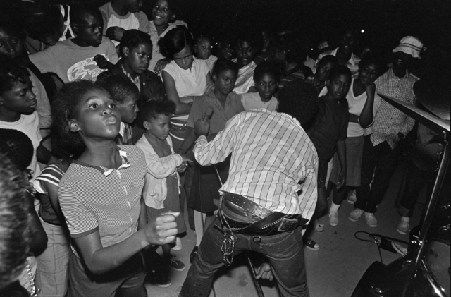 , 'Bad Brains, Valley Green Housing Complex,' 1978, Subliminal Projects