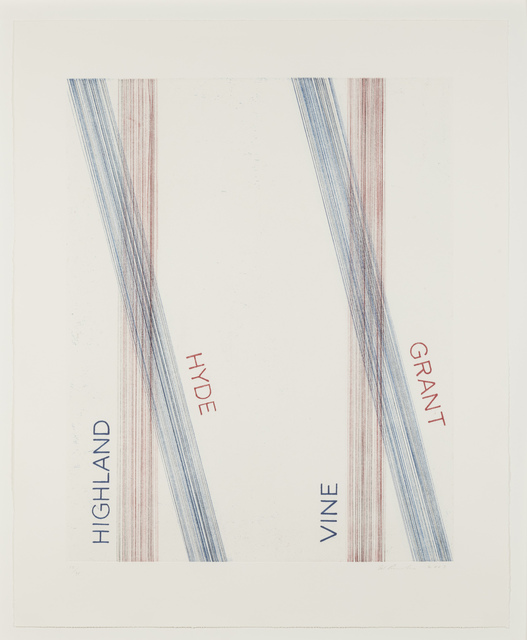 , 'L.A.S.F. #2, 2003,' 2003, Leslie Sacks Gallery