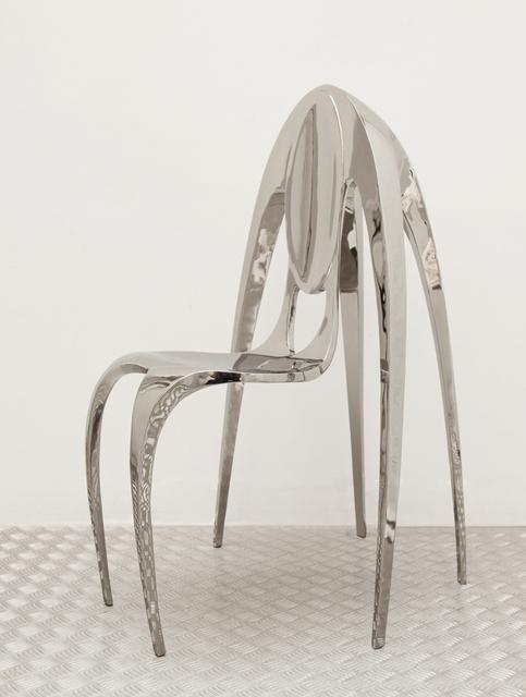 """, '""""Batman"""" chair,' 2017, Galerie Loft"""