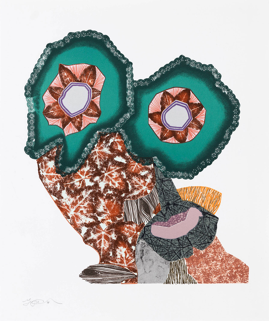 Georgie Hopton, 'The Ladies Agate', 2018, Lyndsey Ingram