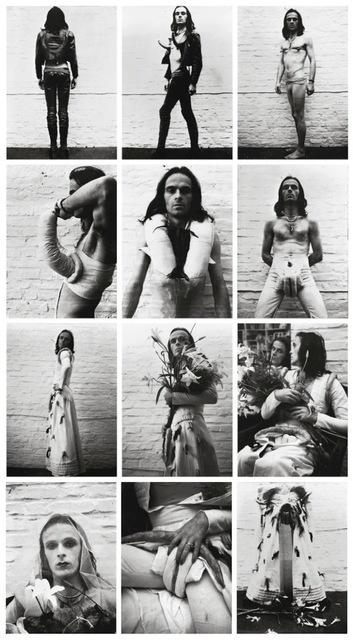 , 'SELF-PERFORMANCE,' 1972, Anita Beckers