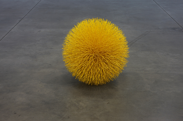 , 'Untitled (sun),' 2012, Luhring Augustine