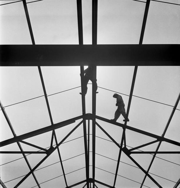 , 'Construction (Colombia),' 1960, SET ESPAI D'ART