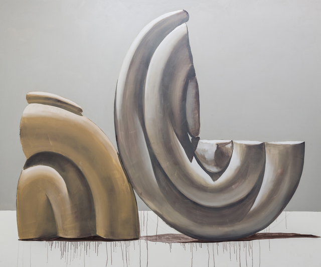, 'Materia gris,' 2014, Mai 36 Galerie