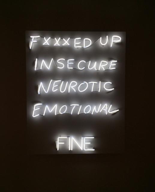 , 'FINE,' 2016, Leila Heller Gallery