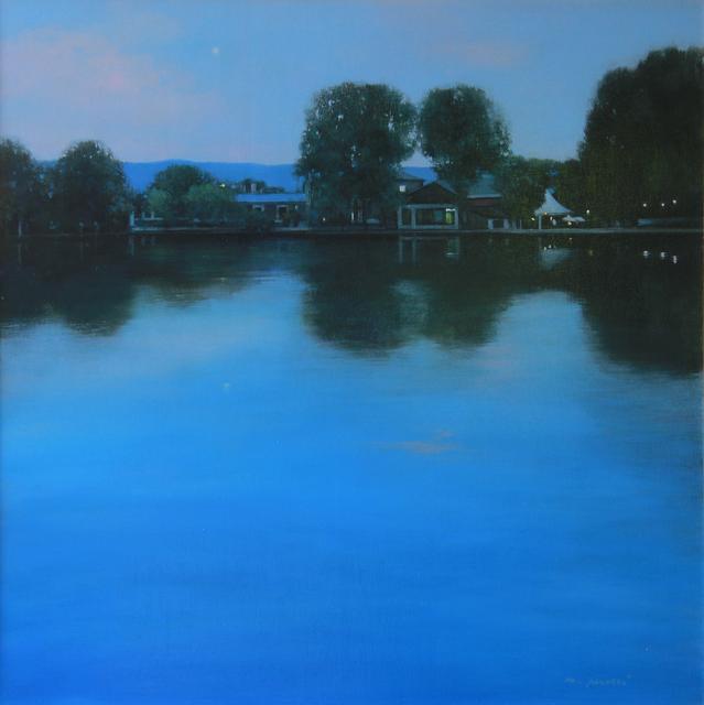Maria Perello, 'The lake', 2019, GALERIA JORDI BARNADAS