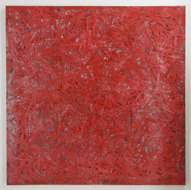 , 'Red Zapoteck,' 2013, Sundaram Tagore Gallery