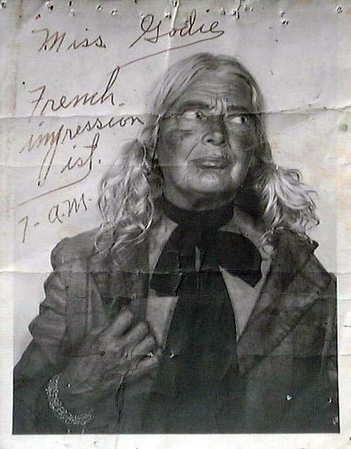 , 'Miss Godie/ French Impressionist,' 1970-1980, Ricco/Maresca Gallery