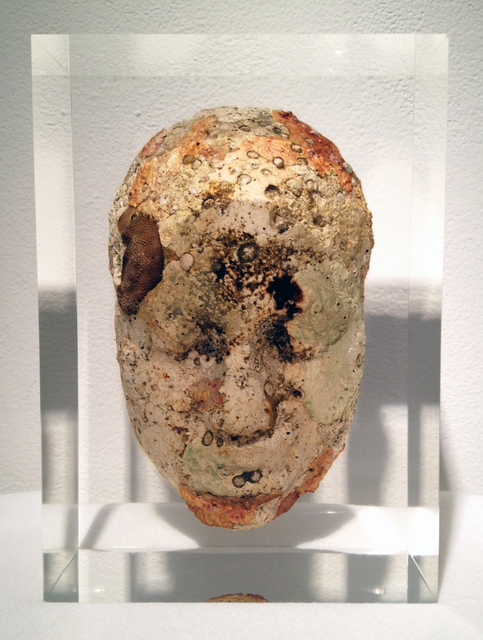 , 'Head 3 ,' 2012, Jonathan LeVine Projects