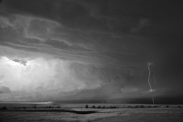 , 'Storm and Last Light,' 2014, photo-eye Gallery