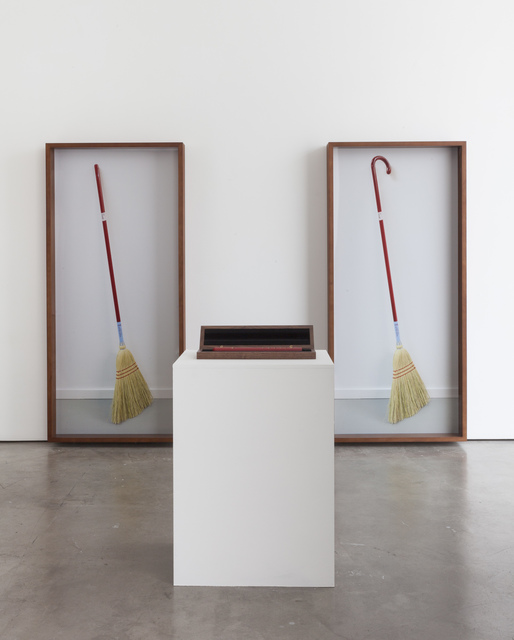 , 'Shepherd and the Witch (with Primitive Accumulation),' 2016, Sabrina Amrani