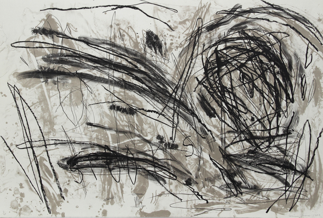 Louisa Chase, 'Untitled (Spooks)', 1987, RoGallery