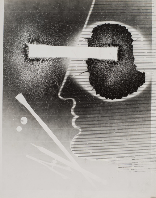 Gyorgy Kepes, 'Untitled (Magnetic fields, compass, light)', 1939, Robert Koch Gallery