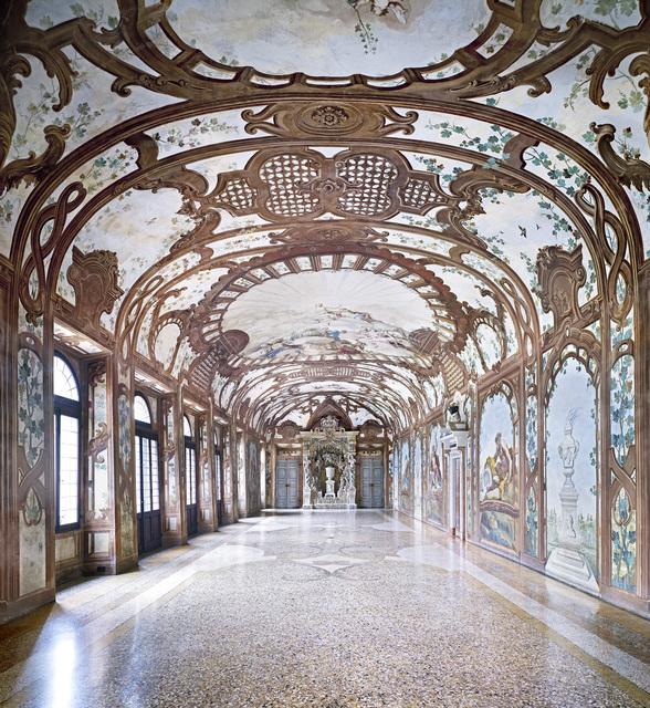 , 'Palazzo Ducale Mantova III,' 2011, Helga de Alvear