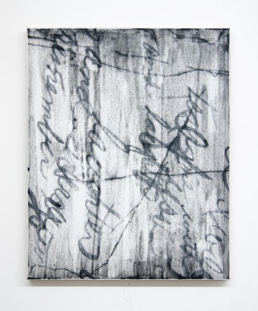Augustus Nazzaro, 'Epitaph', 2017, Halsey McKay Gallery