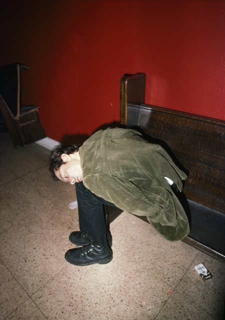 , 'Guy Napping,' 1978, Casemore Kirkeby