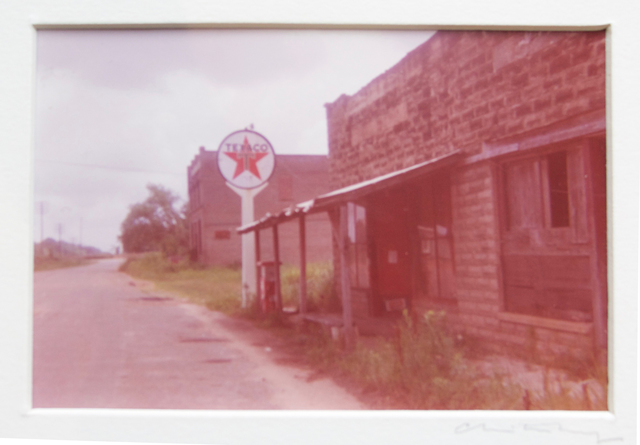 , 'Untitled (Texaco Sign),' ca. 1970, David Lusk Gallery