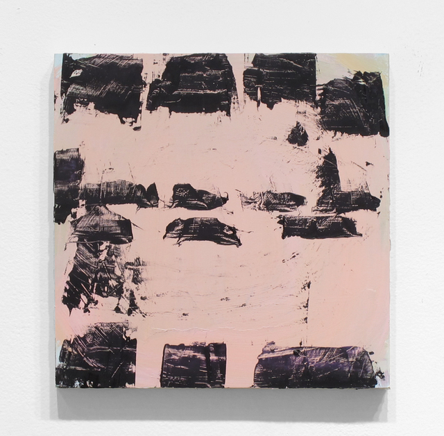 , 'In the middle of the road,' 2017, Inman Gallery