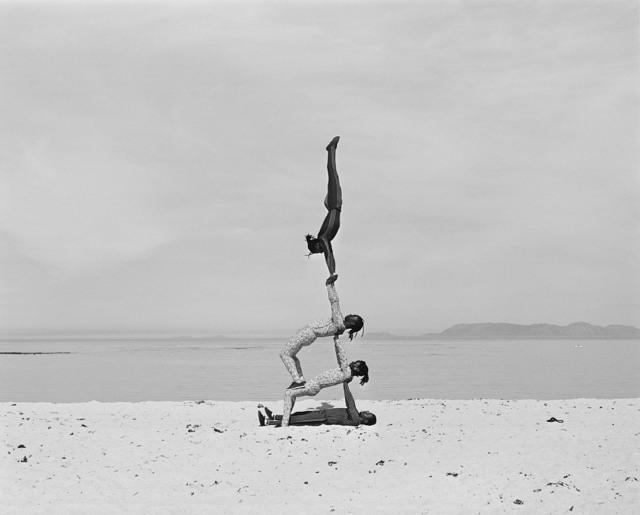 Francois Visser, 'Super Acrobats, South Africa', 2015-2017, Photography, Archival pigment print, THK Gallery