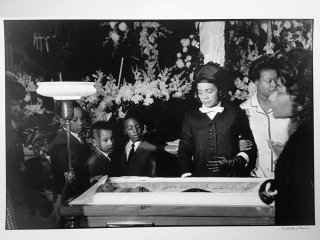 Constantine Manos, 'Martin Luther King Funeral, Atlanta, Georgia', 1968, Robert Klein Gallery