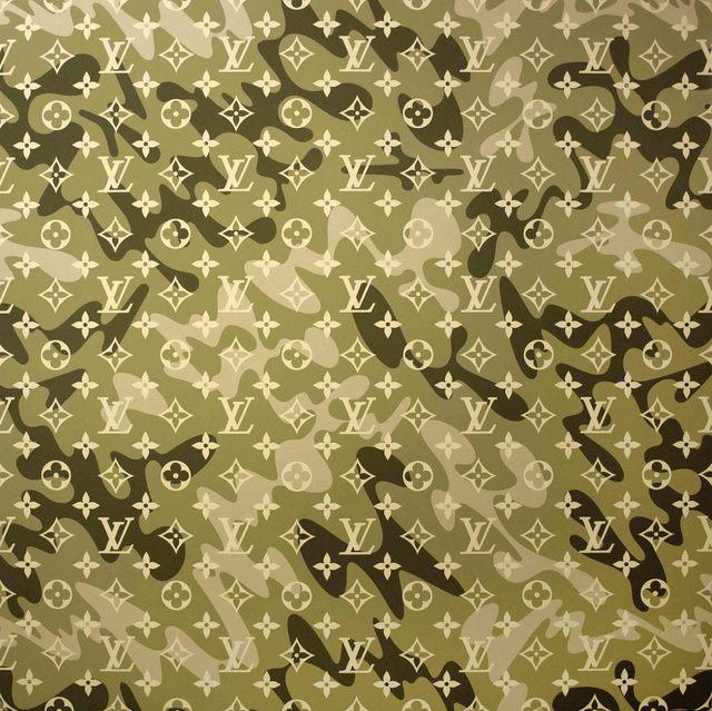 Takashi Murakami, 'Camoflage LV Painting', 2008, Galerie Laurent Strouk