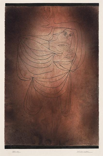 Paul Klee, 'Heldenmutter (Hero Mother)', 1927, San Francisco Museum of Modern Art (SFMOMA)