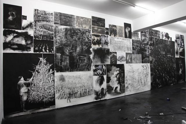 , 'Dust to Dust,' 2014, Gwangju Biennale