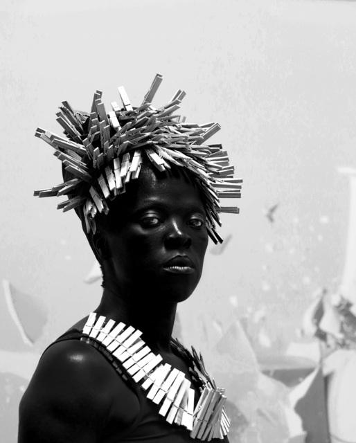 Zanele Muholi, 'Bester, New York', 2019, Photography, Gelatin silver print in frame, Pearl Lam Galleries