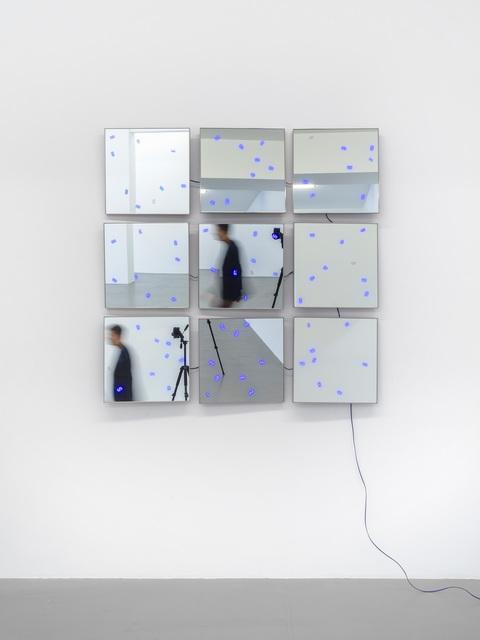 , 'C.T.C.S. Flower Dance no. 5,' 2017, Buchmann Galerie