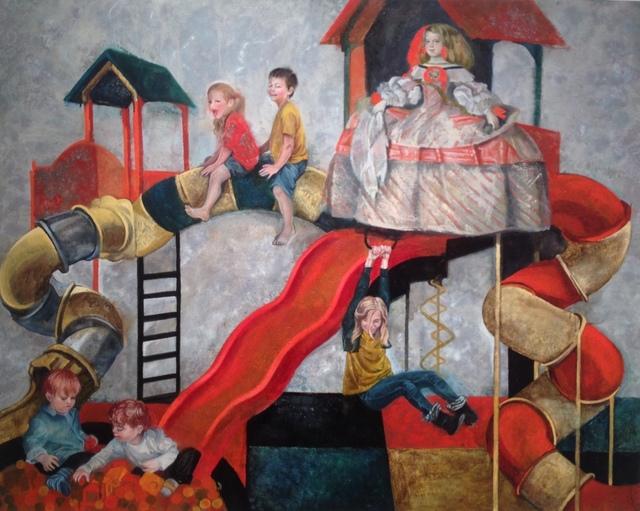 Nikolina Kovalenko, 'Dress Code. Playground.', 2014, Gitana Rosa Gallery
