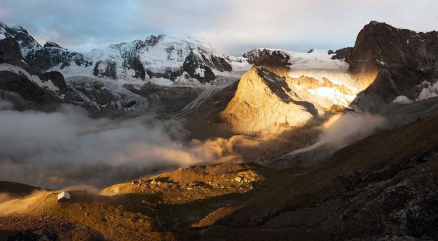 , 'Zmutt Gletscher, Switzerland,' 2014, Stephen Bulger Gallery