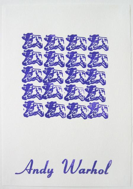 Andy Warhol, 'Purple Cows', 1967, Joseph K. Levene Fine Art, Ltd.