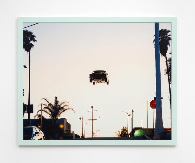 , 'Sunset Blvd,' 2016, M+B
