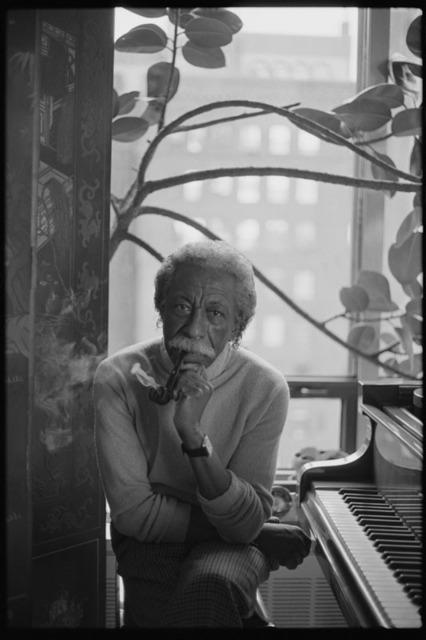 Ming Smith, 'Gordon Parks, New York City, NY', 1991, Jenkins Johnson Gallery