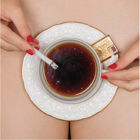 , 'Coffee & Cigaretts,' , Miller Gallery