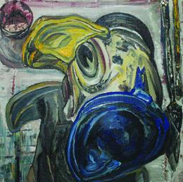 , 'Donald,' 2014, Galeria Mezanino