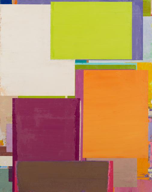 , 'Den Tisch in die Ecke stellen 29,' 2016, PIFO Gallery