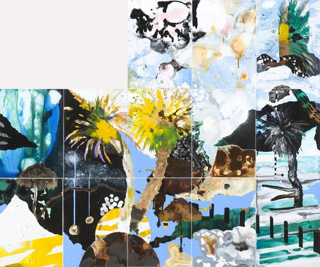 , 'Untitled,' 2014, Litvak Contemporary