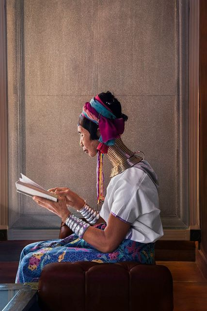 , 'A woman reads in the light coming through the window, Chiang Mai, Thailand,' 2012, Sundaram Tagore Gallery