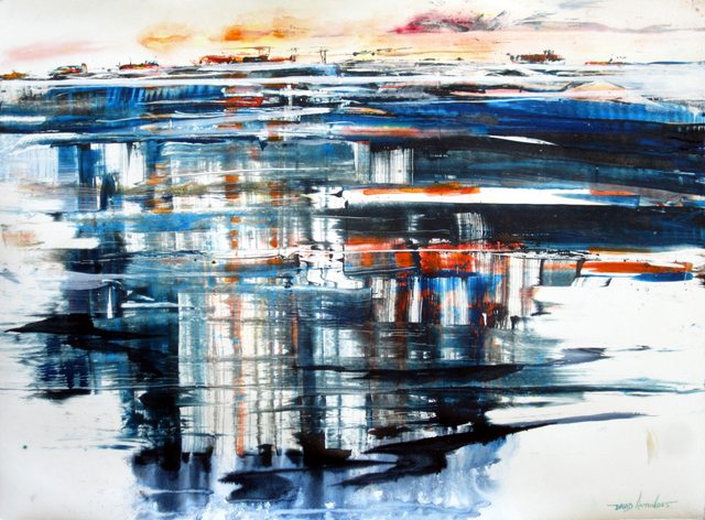 David Antonides, 'Harbour Late Evening', Madrona Gallery