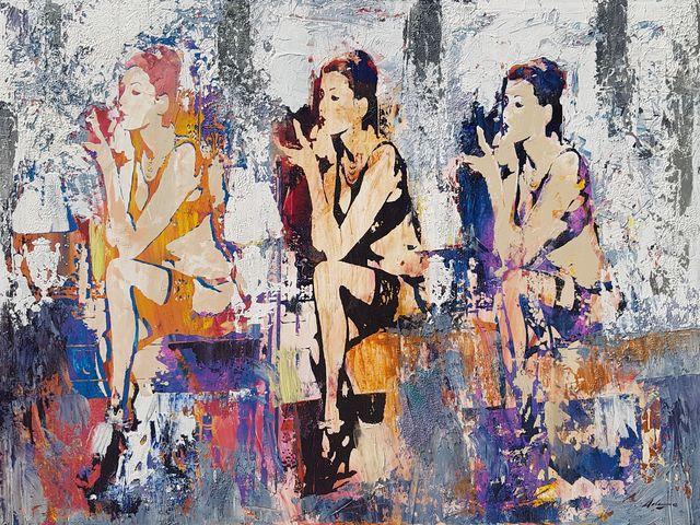 , 'Serenity,' 2017, Gallery 133